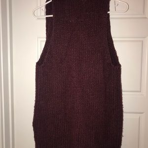 Abercrombie and Fitch Sweater Vest